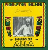 Prince Alla - The Best Of (Freedom Sounds / Iroko) LP